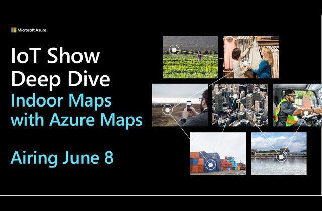 Indoor Maps with Azure Maps