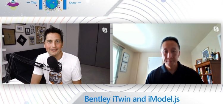 Bentley iTwin and iModel.js Integration with Azure Digital Twins