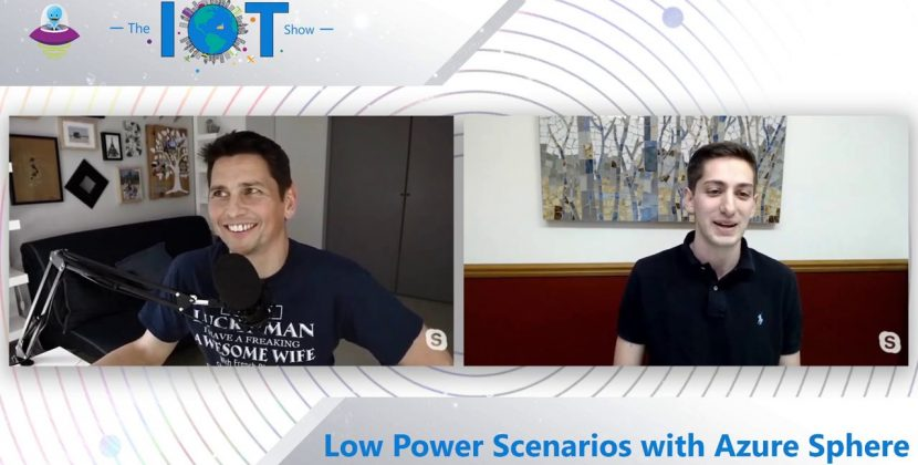 Low Power Scenarios with Azure Sphere