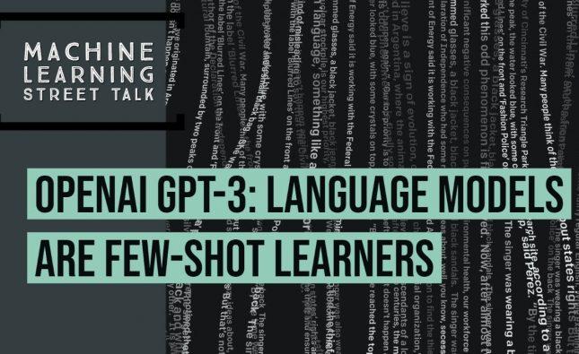 Language Models are Few-Shot Learners (OpenAI GPT-3)