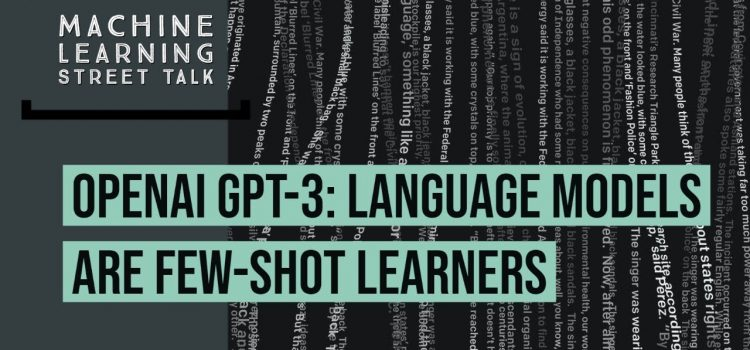 Language Models are Few-Shot Learners (OpenAI GPT-3)