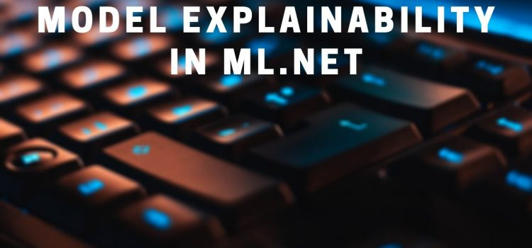 Explainability of ML.NET Regression Models