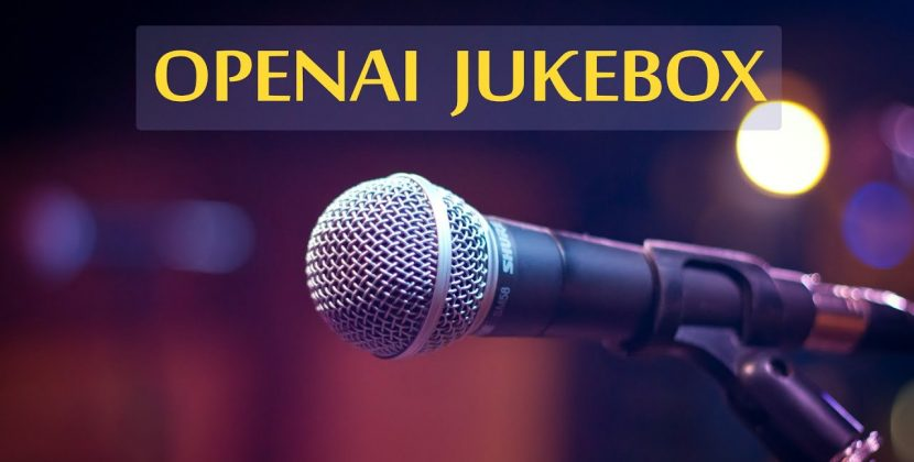 OpenAI's Jukebox AI Writes Amazing New Songs