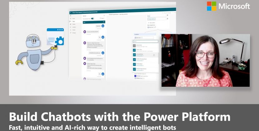 How to Build No Code Chatbots with Microsoft Power Virtual Agents