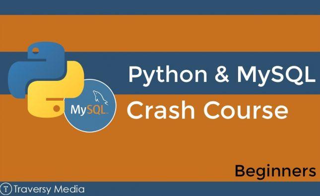 Python & MySQL Crash Course