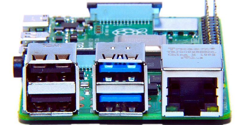 Raspberry Pi 4 8GB & USB Boot