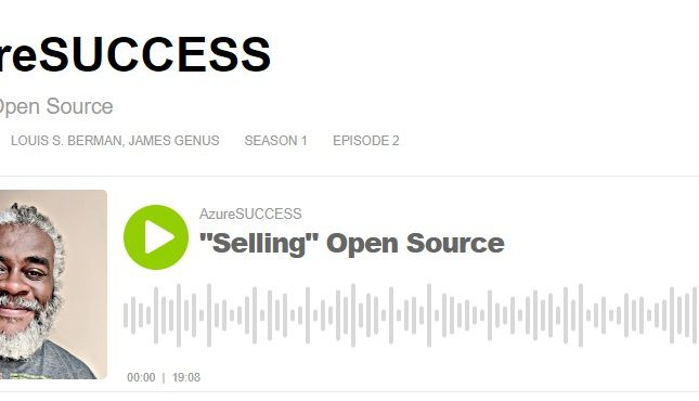"""Selling"" Open Source"