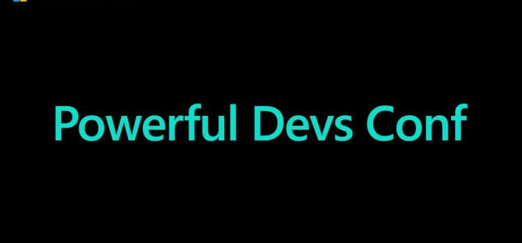 POWERful DEVs Conf Livestream