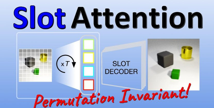 Object-Centric Learning with Slot Attention