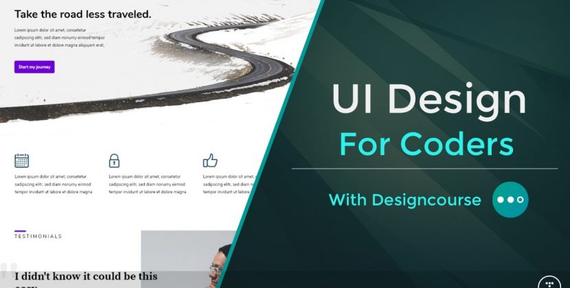UI Design For Coders