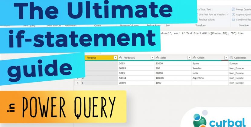 Write IF Statements Like a Pro in Power Query