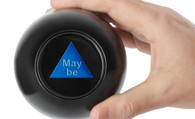 How Quantum Computers Are Like a Magic 8 Ball, Omni Magazine, and Mr. Rogers on Channel 13.