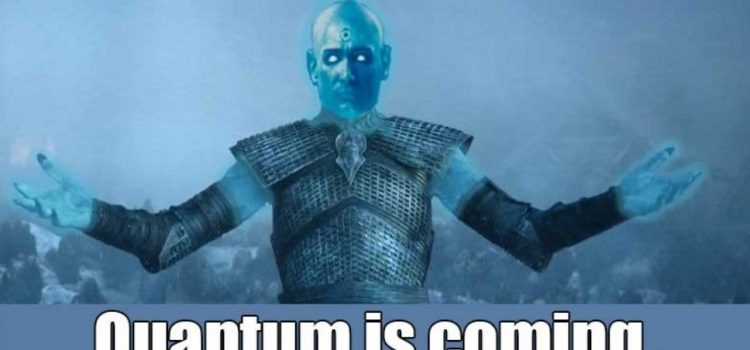 Quantum Computing is Coming
