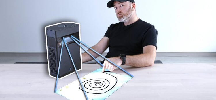 Turn Any Surface Into an Android Touchscreen