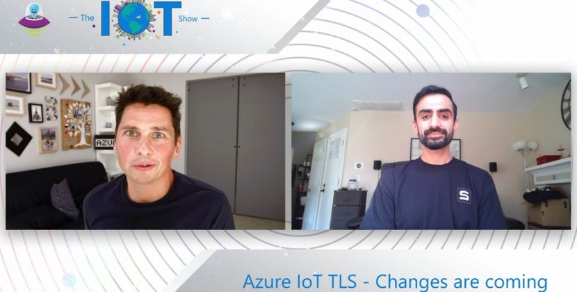Changes are Coming to Azure IoT TLS