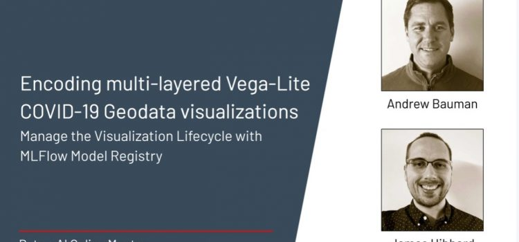Encoding multi-layered Vega-Lite COVID-19 Geodata visualizations