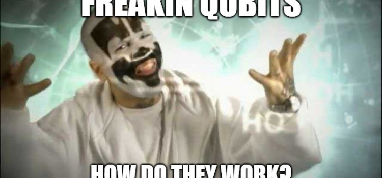 Freakin' Qubits: How Do They Work?