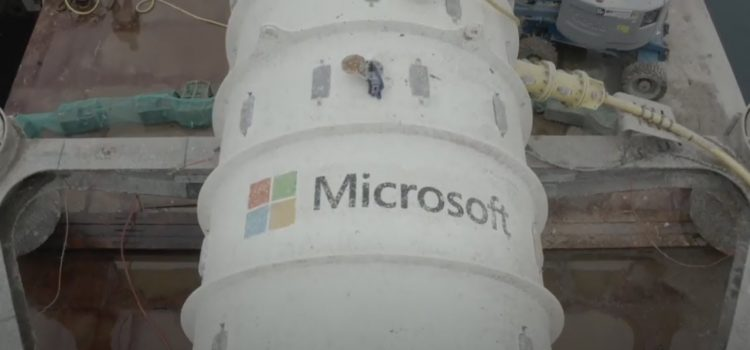 Microsoft Reveals Findings from Its Experimental Undersea Datacenter