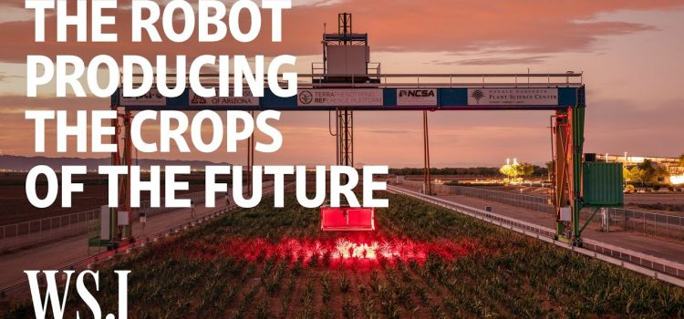 This 30-Ton Robot Could Help Scientists Produce the Crops of the Future