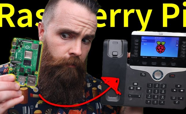 A Raspberry Pi Powered Phone System?!