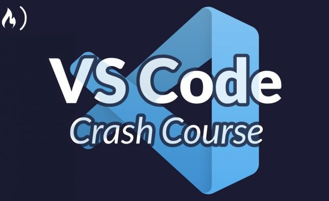 Visual Studio Code Crash Course