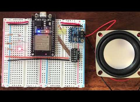 Build Your Own Alexa Speaker