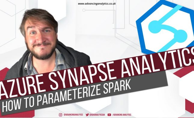 How to Parameterize Spark Notebooks in Azure Synapse Analytics