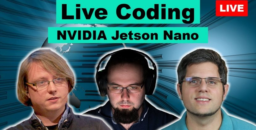 Real-Time Object Detection on a NVIDIA Jetson Nano