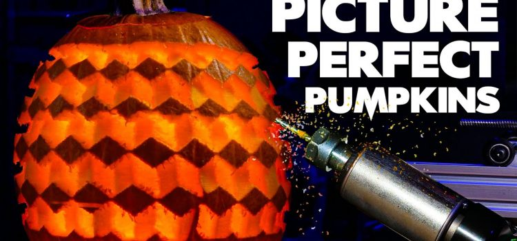 How to Make a Pumpkin Carving Robot 🎃🤖