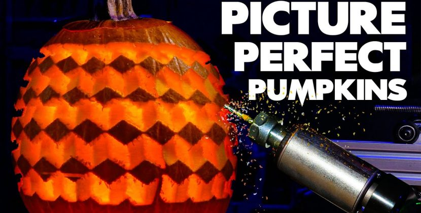How to Make a Pumpkin Carving Robot 🎃🤖