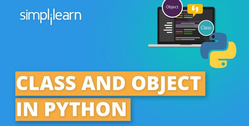 Classes And Objects In Python Tutorial
