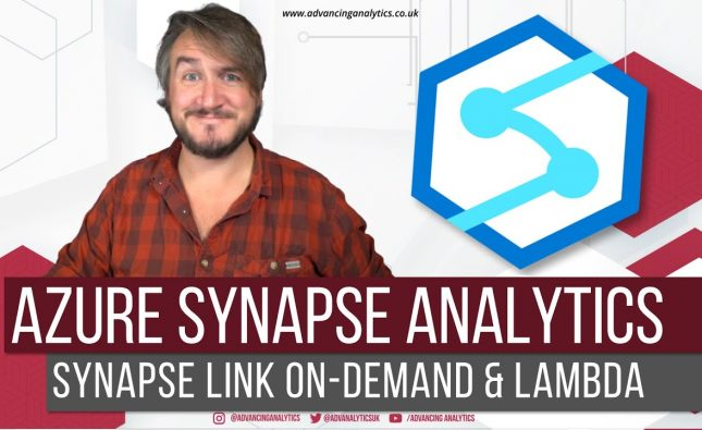 Lambda Patterns with Synapse Link On-Demand in Azure Synapse Analytics