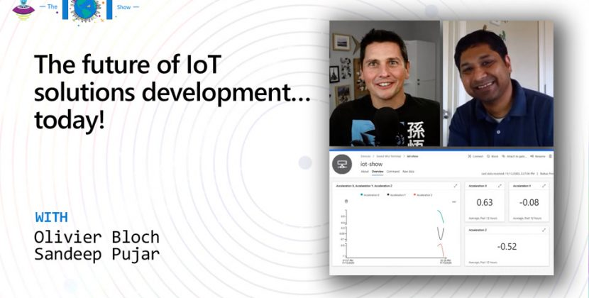 The Future of IoT Solutions Development Today!
