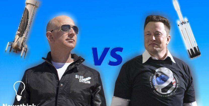 The Difference Between SpaceX vs Blue Origin