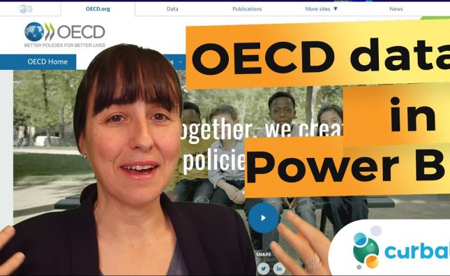 How to Examine OECD Data in Power BI