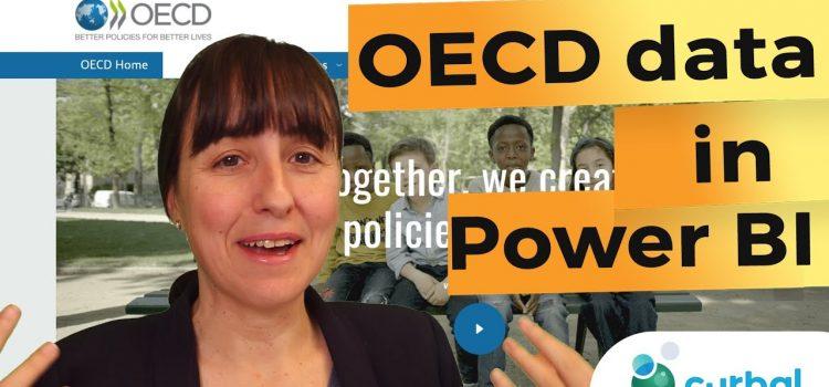 How to Examine OECD Data in Power BI