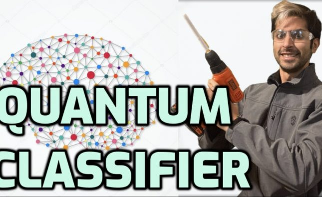 Building a Quantum Classifier Live