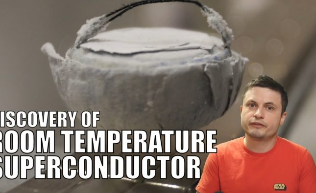 What the First Room Temperature Superconductor Means For Us