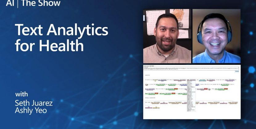 Text Analytics for Health