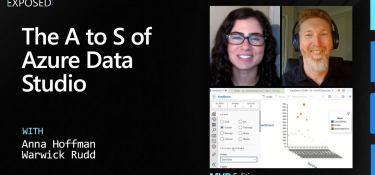 The A to S of Azure Data Studio