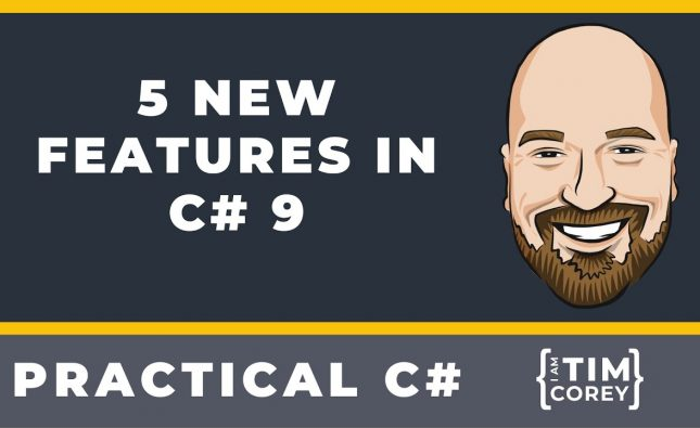 5 New Features in C# 9