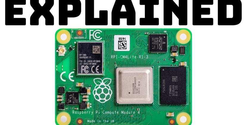 Discussing the Raspberry Pi Compute Module 4