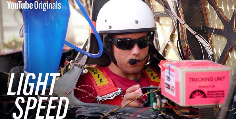 Racing A Solar Car Across The Australian Outback