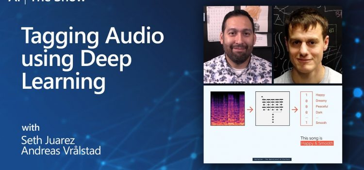 Tagging Audio using Deep Learning