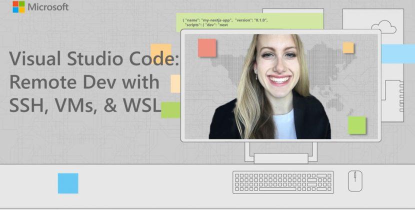 Remote Development with VS Code