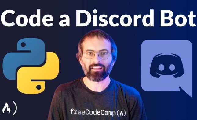 Code a Discord Bot with Python
