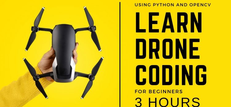 Drone Programming With Python Course
