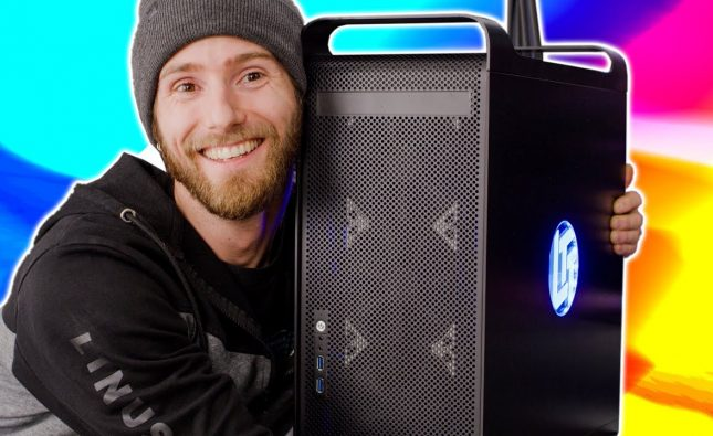 "Linus Says ""Don't build a Hackintosh"" Why?"