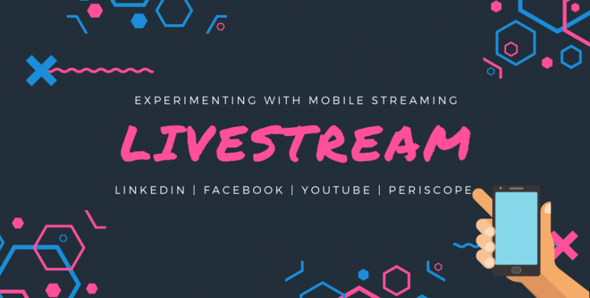 Mobile Livestream Experiment, Quantum Computing, and 2021 Goals