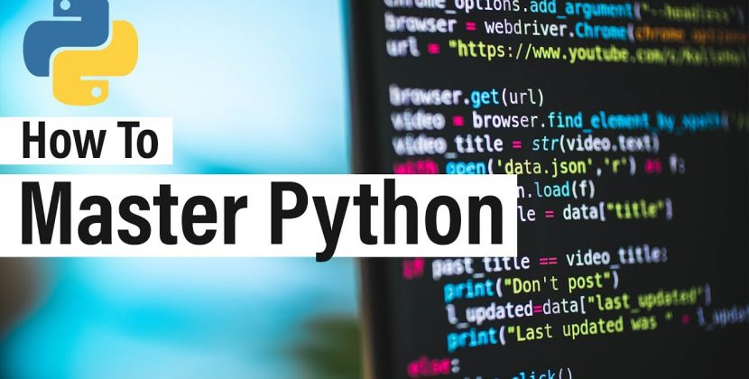 How To Master Python